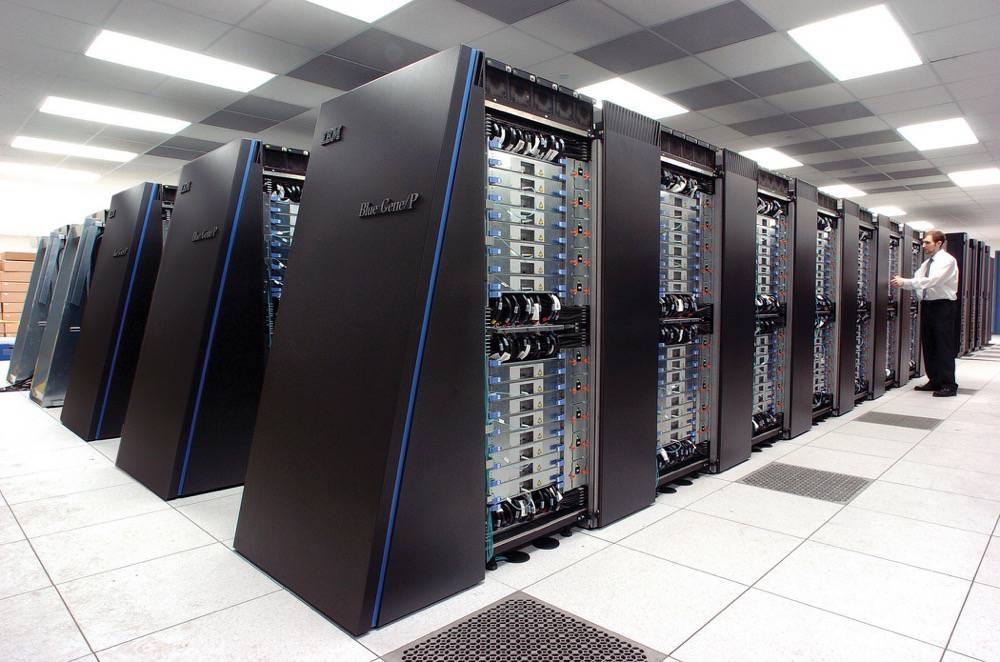 IBM-Supercomputer
